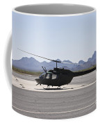 An Oh-58 Kiowa Helicopter Of The U.s Coffee Mug