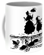 Andersen: Ugly Duckling Coffee Mug