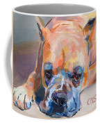 Andre Coffee Mug by Kimberly Santini