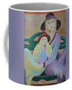 Angel Face Coffee Mug