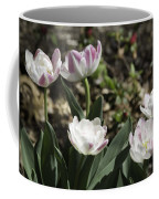 Angelique Peony Tulips Coffee Mug