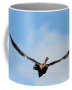 Anhinga In Flight Coffee Mug