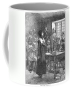 Anne Hutchinson (1591-1643) Coffee Mug by Granger