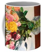 Anniversary Flowers  Coffee Mug