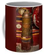 Antique Fire Extinguisher Coffee Mug