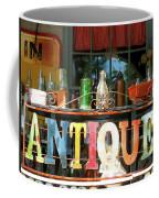 Antique Coffee Mug