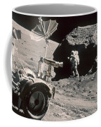 Apollo 17, December 1972: Coffee Mug