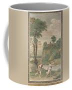 Apollo Pursuing Daphne Coffee Mug