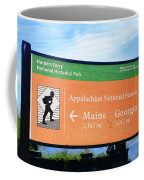Appalachian National Scenic Trail Coffee Mug