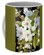 Apple Blossoms 0936 Coffee Mug