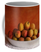 Apricot Delight Coffee Mug by Priska Wettstein