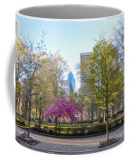 April In Rittenhouse Square Coffee Mug