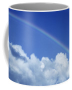 Arching Rainbow Coffee Mug