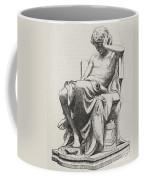 Aristotle, Ancient Greek Philosopher Coffee Mug by Science Source