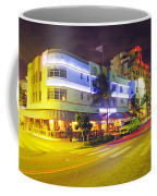 Art Deco In Miami Coffee Mug
