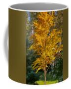 Artistic Fall Colours Coffee Mug
