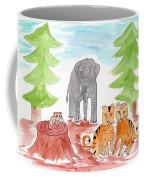 Ashdown Forest, Sussex, England Coffee Mug