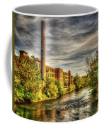 Ashton Mill, Cumberland, Ri Coffee Mug
