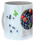 Assortment Of Berries Coffee Mug