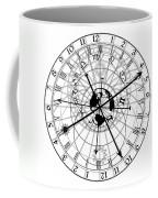 Astronomical Clock Coffee Mug
