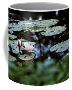 At Claude Monet's Water Garden 6 Coffee Mug