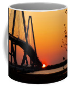 At The End Of The Bridge Coffee Mug