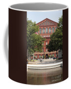 At The National Law Enforcement Officers Memorial In Washington Dc Coffee Mug