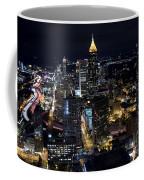 Atlanta Georgia - Evening Commute Coffee Mug
