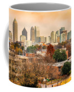Atlanta - Georgia - Usa Coffee Mug