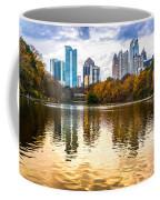 Atlanta - Usa Coffee Mug