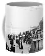 Atlantic City: Boardwalk Coffee Mug