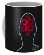 Atom Diagram Coffee Mug