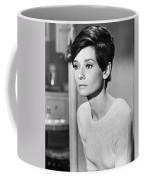 Audrey Hepburn (1929-1993) Coffee Mug by Granger