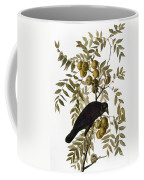 Audubon: Crow Coffee Mug
