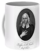 August Hermann Francke Coffee Mug
