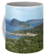 Australia - Broken Bay's Lion Island Coffee Mug