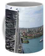 Australia - Kirribilli And Sydney Harbour Bridge Coffee Mug