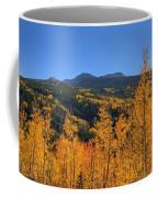 Autumn Bonfire Coffee Mug