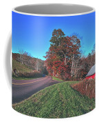 Autumn Countryside - North Carolina Coffee Mug