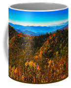 Autumn In The Smokies Coffee Mug