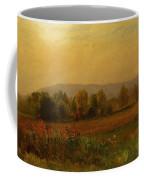 Autumn Landscape New England Coffee Mug