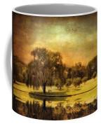 Autumns Golden Mirror Coffee Mug