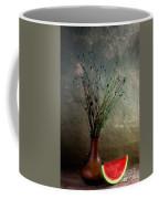 Autumn Still Life Coffee Mug by Nailia Schwarz
