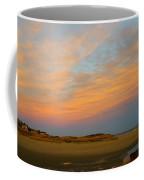 Autumn Sunset At Good Harbor Coffee Mug