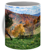 Autumn This Side Of Heaven Coffee Mug