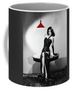 Ava Gardner Film Noir Classic The Killers 1946-2015 Coffee Mug