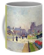 Avenue Paul Deroulede Coffee Mug