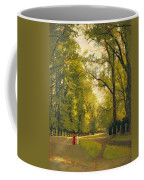 Backs Of The Colleges Cambridge Coffee Mug by Cyrus Johnson