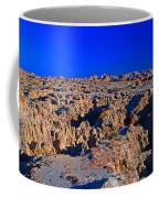 Badlands At Sunset Coffee Mug