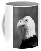 Bald Eagle Portrait Coffee Mug